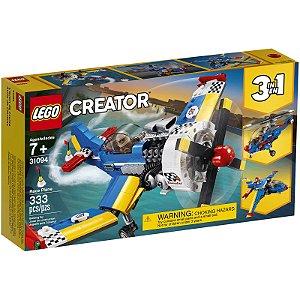 LEGO Creator 3 em 1 Aviões de Corrida