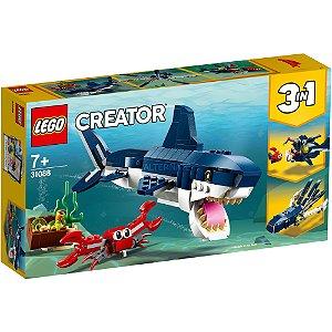 LEGO Creator 3 em 1 Criaturas Aquáticas