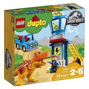 LEGO DUPLO Jurassic World Torre T-Rex