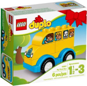 LEGO DUPLO O Meu Primeiro Ônibus