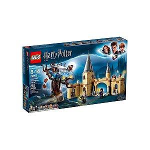 Lego Harry Potter - O Salgueiro Lutador de Hogwarts - LEGO