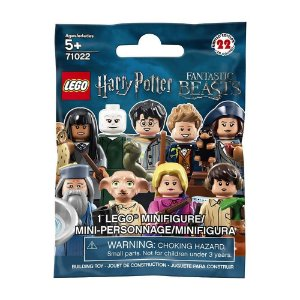 Lego Harry Potter Animais Fantásticos - Minifiguras Surpresas - 71022 - LEGO