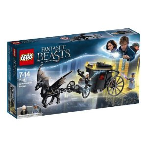 LEGO Harry Potter Animais Fantásticos A Fuga de Grindewald