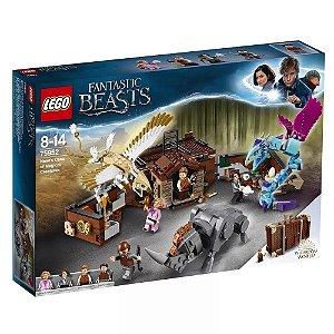 LEGO Harry Potter Animais Fantásticos Maleta de Criaturas Mágicas de Newt