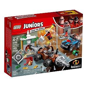 LEGO Juniors Os Incríveis 2 Homem Mina Assalto ao Banco