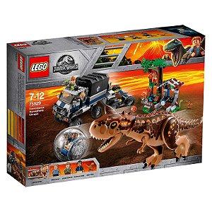 LEGO Jurassic World A Fuga da Girosfera do Carnotauro