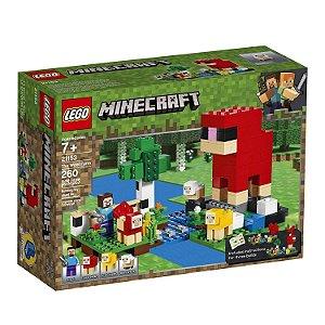 LEGO Minecraft Fazenda de Lã
