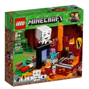LEGO Minecraft Portal Nether