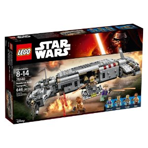 LEGO Star Wars Episodio VII Nave de Transporte da Resistência
