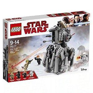 LEGO Star Wars Episódio VIII Scouter Primeira Ordem