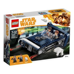 LEGO Star Wars O Landspeeder do Han Solo
