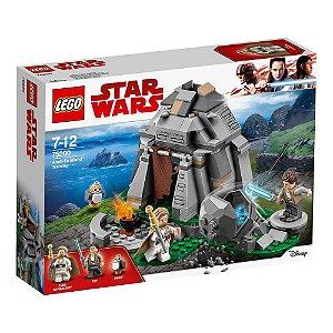 LEGO Star Wars Treinamento na Ilha de Ahch-To