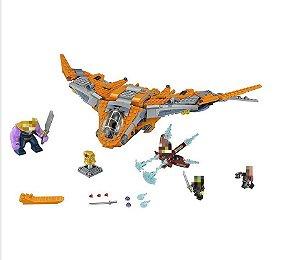 LEGO Super Heroes Marvel Vingadores Guerra Infinita Thanos: A Batalha Final