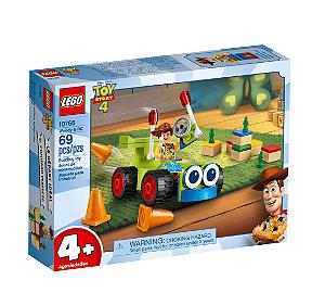 Lego Toy Story Woody e RC - 69 Peças