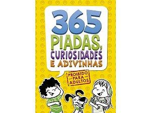Livro 365 Piadas, Curiosidade e Adivinhas