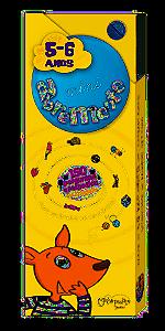 Livro Abremente Mini 5-6 Anos - Catapulta