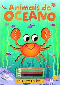 Livro Animais do Oceano - Ciranda Cultural