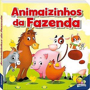 Livro Animaizinhos da Fazenda - Curiosidade Animal!