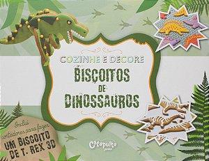 Livro Biscoitos de dinossauros - Catapulta
