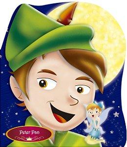 Livro Cartonado Peter Pan - Contos Clássicos