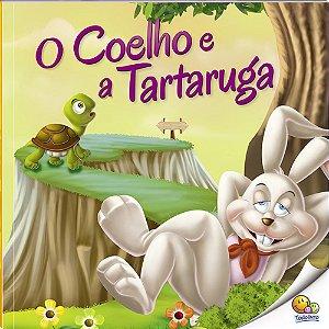 Livro Coelho e a Tartaruga - Moral da História