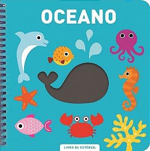 Livro de Estêncil Oceano