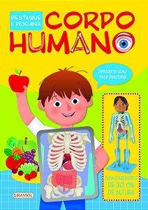 Livro Destaque E Descubra - Corpo Humano