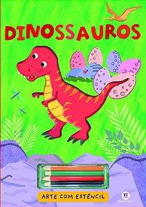 Livro Dinossauros - Ciranda Cultural