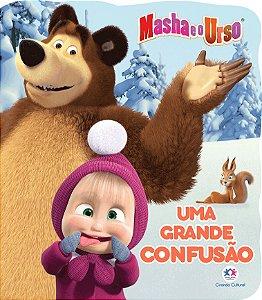 Livro Masha e o Urso Uma grande confusão