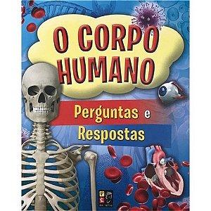 Livro O corpo humano Perguntas e Respostas - Pé da Letra