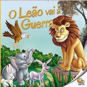 Livro O Leão vai à Guerra - Moral da História