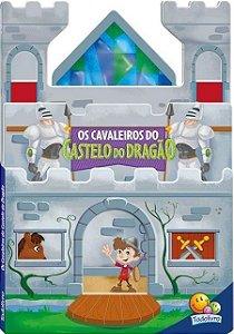 Livro Os Cavaleiros do Castelo do Dragão - Contos De Aventuras