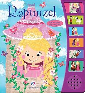 Livro Sonoro Rapunzel - Ouça e Leia