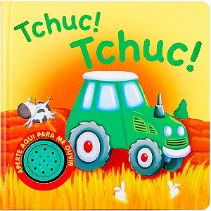 Livro Sonoro Tchuc! Tchuc!
