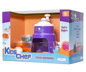 Máquina de Raspadinha Kids Chef com acessórios - Multikids