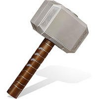 Martelo Thor Avengers hasbro B0445