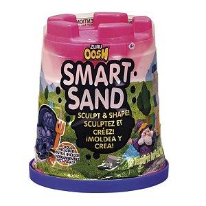 Massa Areia de Modelar Pote 500g Smart Sand - Rosa