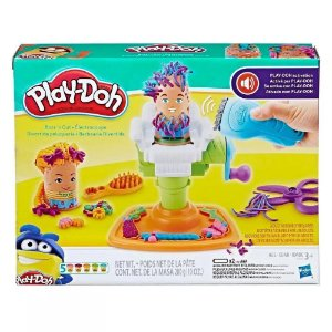 Massinha Play-Doh Barbearia Divertida - Hasbro
