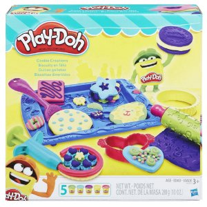Massinha Play-Doh Biscoitos Divertidos - Hasbro