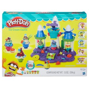 Massinha Play-Doh Castelo de Sorvete - Hasbro