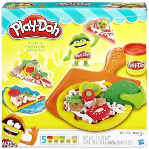 Massinha Play-Doh Festa da Pizza - Hasbro