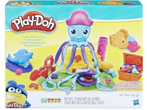 Massinha Play-Doh Polvo Divertido - Hasbro