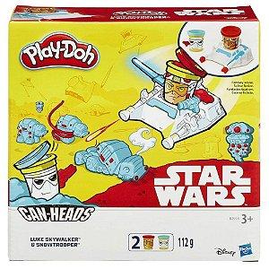 Massinha Play-Doh Star Wars Luke Skywalker - Hasbro