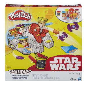 Massinha Play-Doh Star Wars Millenium Falcon - Hasbro