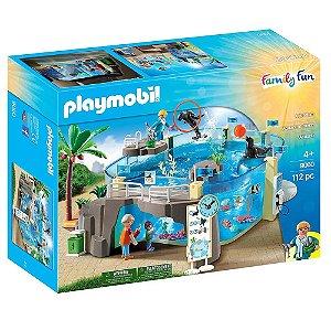 Playmobil Family Fun Aquário - Sunny 9060