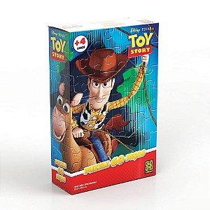 Quebra-Cabeça - Toy Story 3 - 60 Peças Wood – Grow