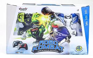 Robôs de Batalha Robo Kombat Dtc - 4798