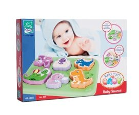 Super Toys Baby Sauros - Super Toys