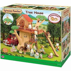 Sylvanian Families Casa na Árvore - Epoche Magia 2900