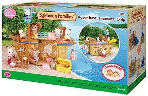 Sylvanian Families Navio do Tesouro - Epoche Magia 5210